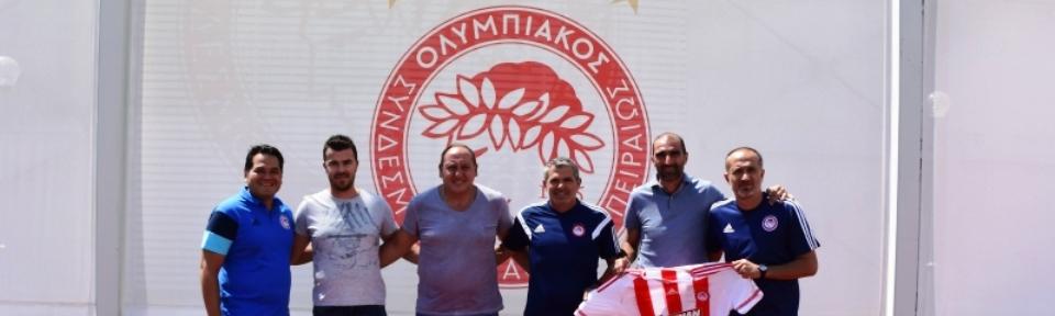 Συνεργασία ΟΛΥΜΠΙΑΚΟΥ και ΠΑΣ Αστέρα Ιωαννίνων!