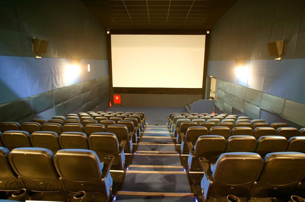 H μεγαλύτερη αλυσίδα κινηματογραφικών αιθουσών στην Ελλάδα