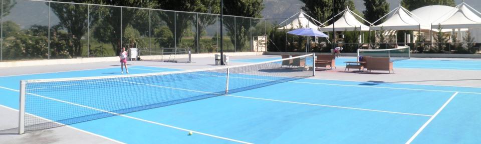 """Ακαδημίες Τένις  από τον Α.Σ.Α. """"Παμβώτις"""""""