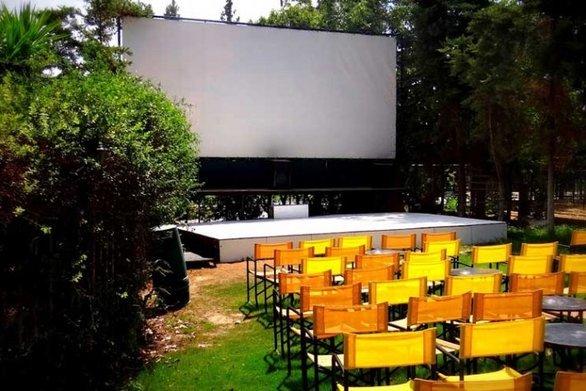 Θερινό Cinema στο Παραλίμνιο 2019!